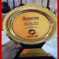 5th best performance award in North India 2018