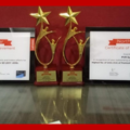 Awards for highest number of units sold 17-18 by Lenovo